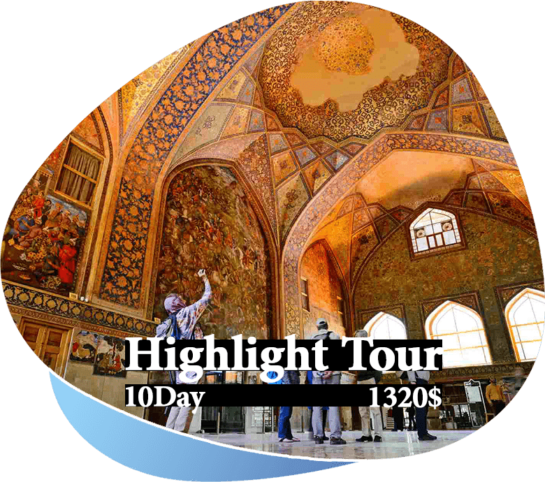 iran highlight tour