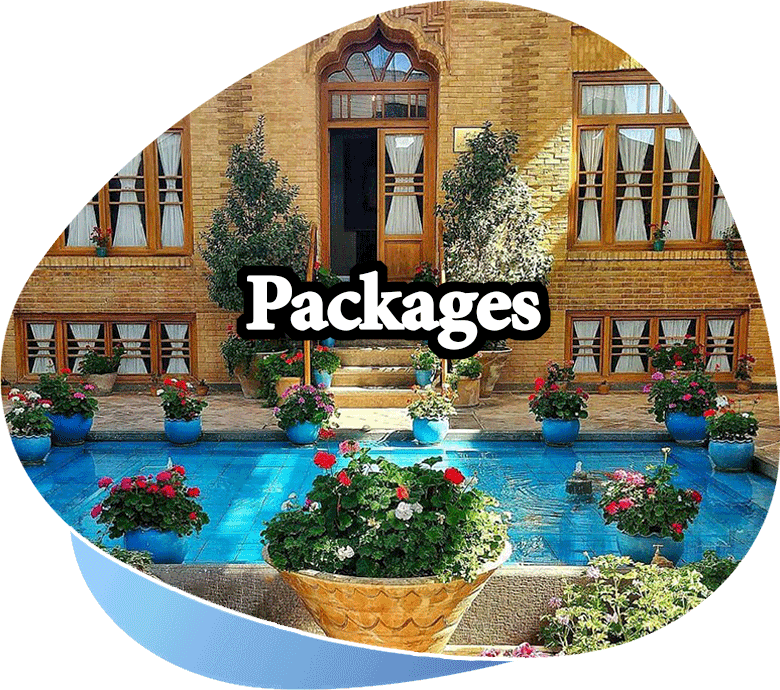 iran packages