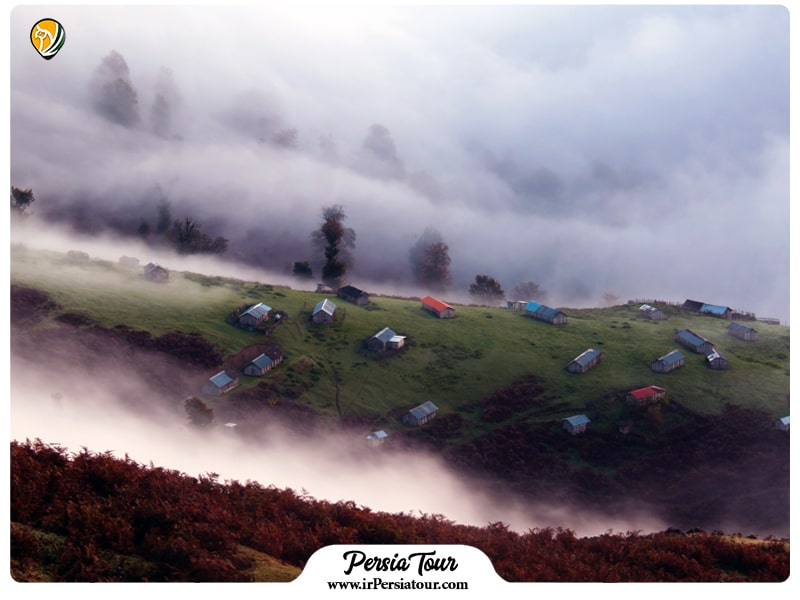 Travel to Iran - Gilan