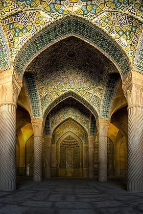 iran eco tour package
